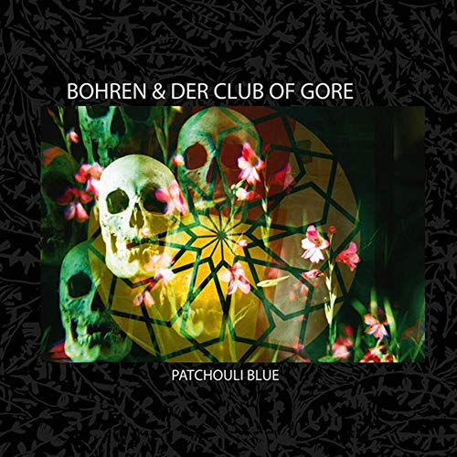 Bohren & Der Club Of Gore Patchouli Blue 2 Lp