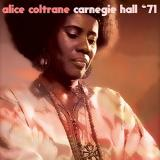 Alice Coltrane Carnegie Hall '71