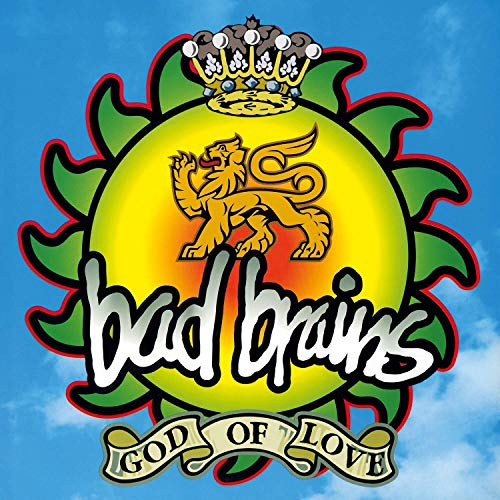 Bad Brains God Of Love (transparent Green & Solid Yellow Mixed Vinyl)