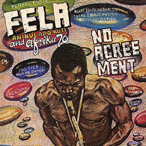 Fela Kuti No Agreement