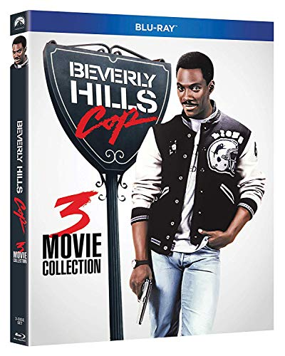 Beverly Hills Cop 3 Movie Collection Blu Ray Nr