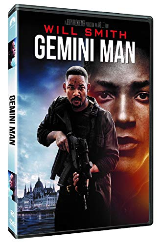Gemini Man Smith Winstead Owen DVD Pg13