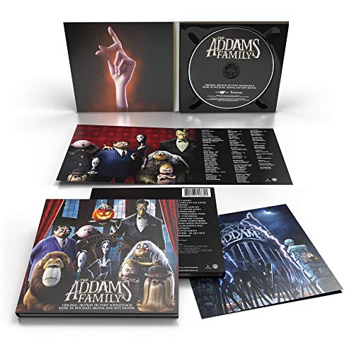 The Addams Family Original Motion Picture Soundtrack Danna Jeff & Mychael Danna