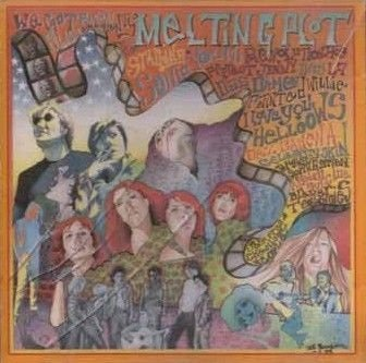 Various Artists The Melting Plot