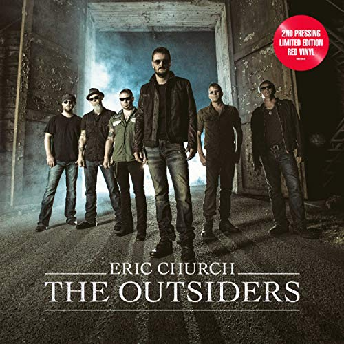 church-eric-the-outsiders-red-vinyl-red-vinyl