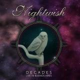 Nightwish Decades Live In Buenos Aires Purple Pink Splatt 3 Lp