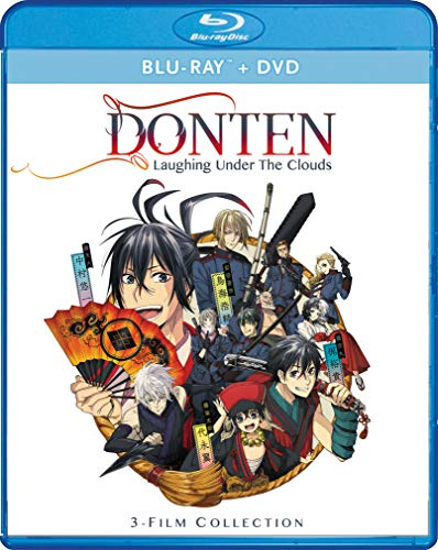 Donten Laughing Under The Clouds Donten Laughing Under The Clouds Blu Ray DVD Nr