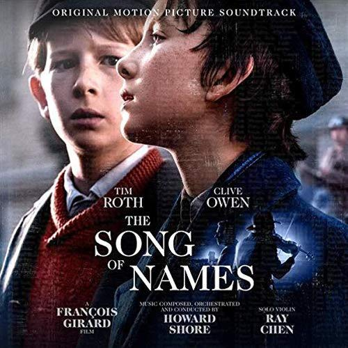The Song Of Names Soundtrack Howard Shore