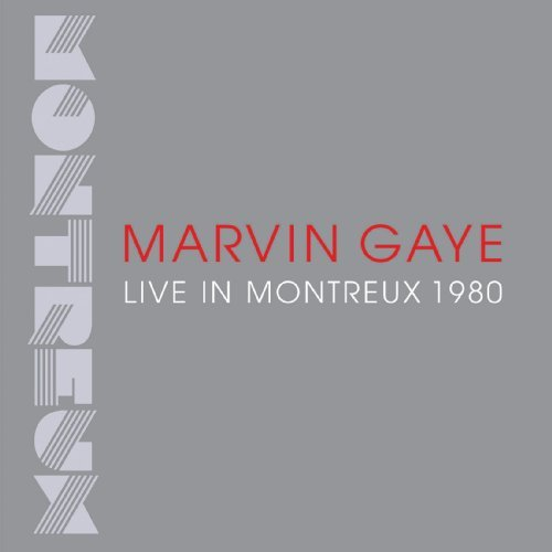Marvin Gaye Live In Montreux 2 CD