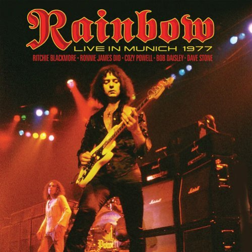 Rainbow Live In Munich 1977 2 CD