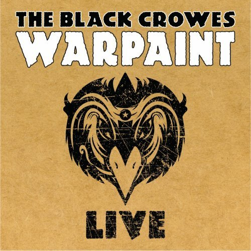 Black Crowes Warpaint Live 2 CD
