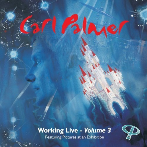 Carl Palmer Vol. 3 Working Live