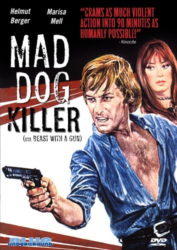 Mad Dog Killer (1977) Berger Mell Nr