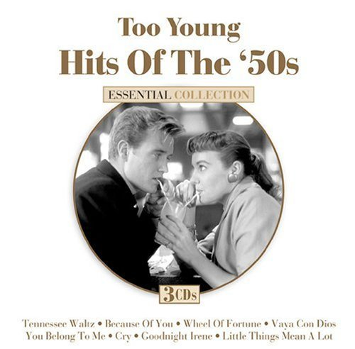Too Young Music Of The 50's Too Young Music Of The 50's Cole Como Kaye Fisher 3 CD Set