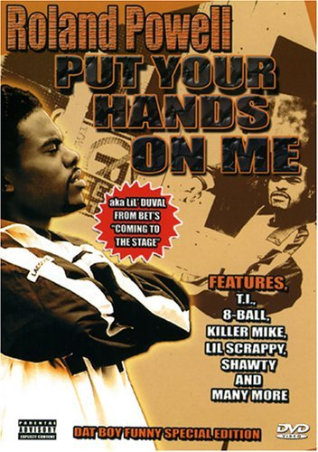 Powell Roland Put Your Hands On Me DVD Nr