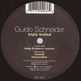 Guido Schneider Triple Bolted
