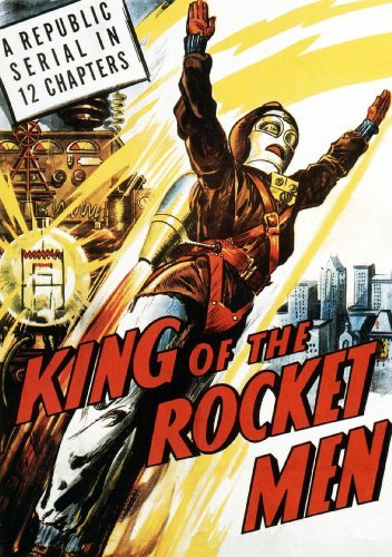 King Of The Rocket Men King Of The Rocket Men DVD Nr