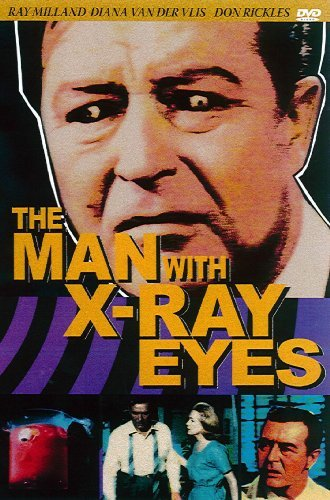 Ray Milland Man With The X Ray Eyes