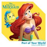 "The Little Mermaid Part Of Your World 3"" Record Jodi Benson Rsd Bf Exclusive Ltd. 3500"