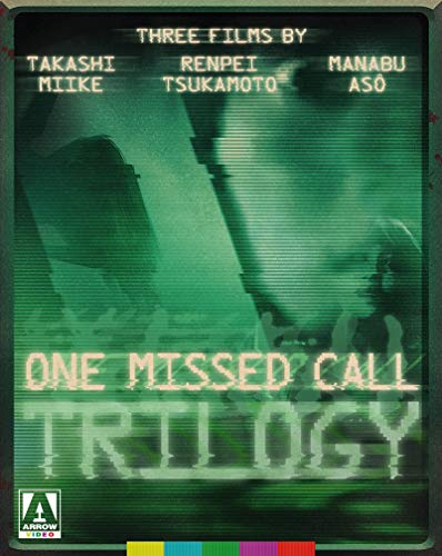 One Missed Call Trilogy Blu Ray R