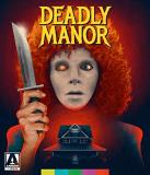 Deadly Manor Tufts Rhodes Blu Ray Nr