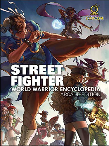 matt-moylan-street-fighter-world-warrior-encyclopedia-arcade