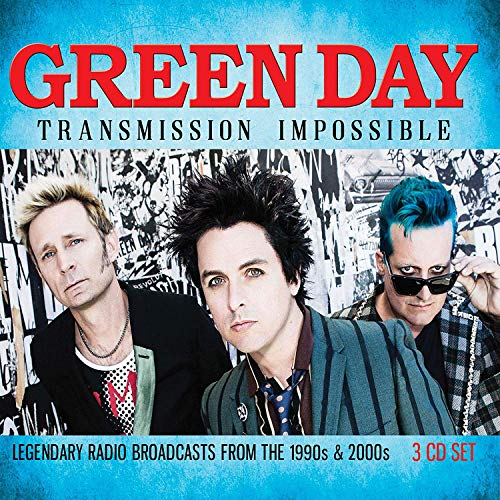 Green Day Transmission Impossible 3 CD