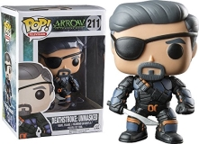 Funko Pop! Arrow Deathstroke (unmasked) Television #211