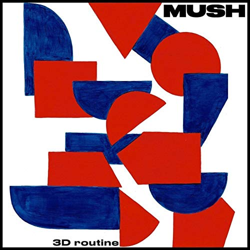 Mush 3d Routine Limited Edition Orange Vinyl W Download Card