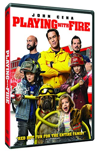 Playing With Fire Cena Key Leguizamo DVD Pg