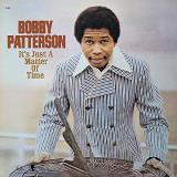 Bobby Patterson It's Just A Matter Of Time Purple Vinyl Ltd. To 700 Copies