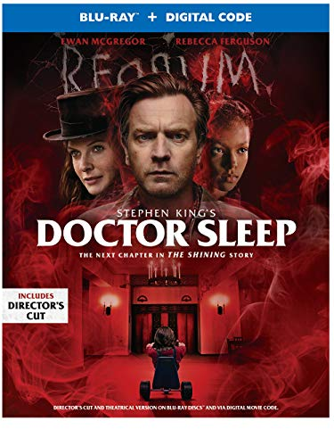 Doctor Sleep Mcgregor Ferguson Blu Ray Dc R