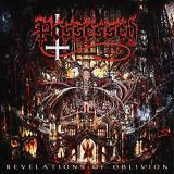 Possessed Revelations Of Oblivion (clear Vinyl W. Black & Red Splatter) .
