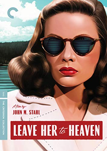 Leave Her To Heaven Tierney Wilde Crain Price DVD Criterion