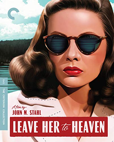Leave Her To Heaven Tierney Wilde Crain Price Blu Ray Criterion