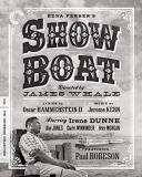 Show Boat (1936) Dunne Jones Robeson Morgan Blu Ray Criterion