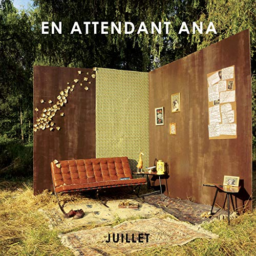 En Attendant Ana Juillet (color Vinyl) Opaque Metallic Gold .