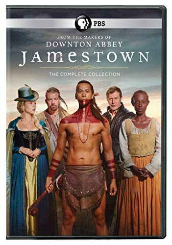 Jamestown The Complete Collection DVD Nr