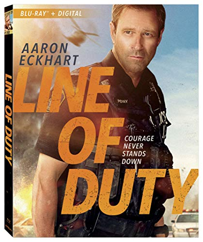 Line Of Duty Eckhart Meyer Esposito Blu Ray R