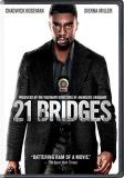 21 Bridges Boseman Miller Simmons DVD R