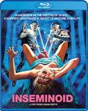 Inseminoid Clarke Ashley Beachman Blu Ray R
