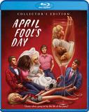 April Fool's Day (collector's Edition) Steel Olandt Foremen O'neal Blu Ray R