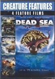 4 Feature Films Dead Sea Robocroc Supertanher Drac