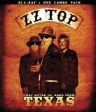 Zz Top That Little Ol' Band From Texas Blu Ray DVD