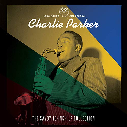 Charlie Parker The Savoy 10 Inch Lp Collection 4 Disc Deluxe Box Set