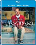 A Beautiful Day In The Neighborhood Hanks Rhys Cooper Blu Ray DVD Dc Pg
