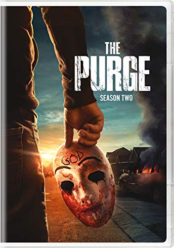 The Purge Season 2 DVD Nr