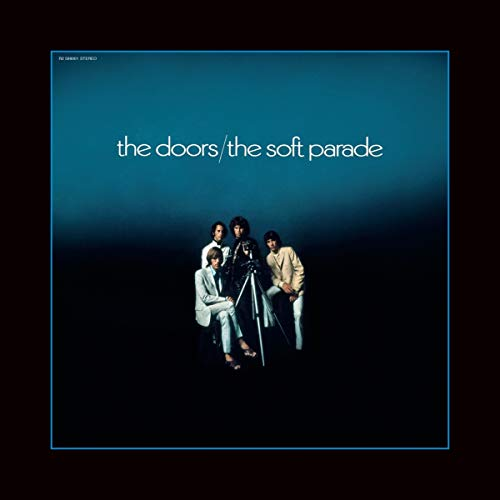 The Doors The Soft Parade (50th Anniversary Remaster Edition)(1lp)(180 Gram Vinyl)