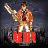 Akira Soundtrack (red & Black Marbled Vinyl) 2lp