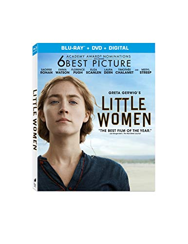 Little Women (2019) Ronan Watson Pugh Scanlen Blu Ray DVD Dc Pg